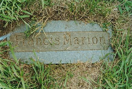 DENNIS, FRANCIS MARION - Mahaska County, Iowa | FRANCIS MARION DENNIS