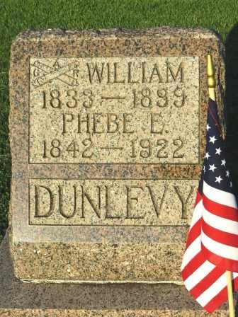 DUNLEVY, WILLIAM - Mahaska County, Iowa | WILLIAM DUNLEVY