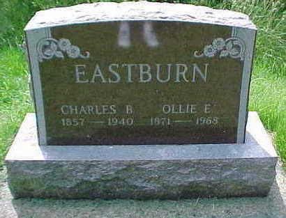 EASTBURN, CHARLES B. - Mahaska County, Iowa | CHARLES B. EASTBURN