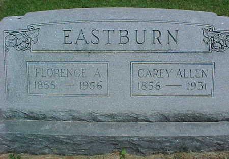 EASTBURN, CAREY ALLEN - Mahaska County, Iowa | CAREY ALLEN EASTBURN