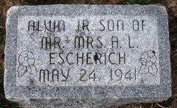 ESCHERICH, ALVIN JR. - Mahaska County, Iowa | ALVIN JR. ESCHERICH