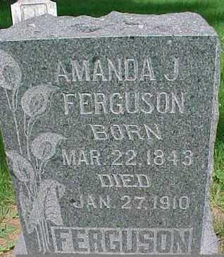 FERGUSON, AMANDA J. - Mahaska County, Iowa | AMANDA J. FERGUSON