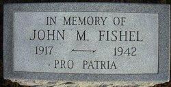 FISHEL, JOHN M. - Mahaska County, Iowa   JOHN M. FISHEL