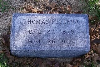 FLEENER, THOMAS - Mahaska County, Iowa | THOMAS FLEENER
