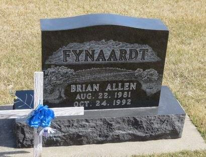 FYNAARDT, BRIAN ALLEN - Mahaska County, Iowa | BRIAN ALLEN FYNAARDT