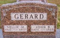 GERARD, NELLIE M. - Mahaska County, Iowa | NELLIE M. GERARD