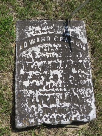 GRAHAM, ELIZA JANE - Mahaska County, Iowa | ELIZA JANE GRAHAM