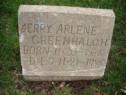 GREENHALGH, MERRY ARLENE - Mahaska County, Iowa | MERRY ARLENE GREENHALGH