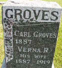 GROVES, CARL - Mahaska County, Iowa | CARL GROVES