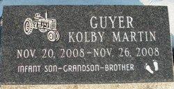 GUYER, KOLBY MARTIN - Mahaska County, Iowa   KOLBY MARTIN GUYER
