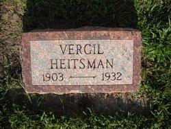 HEITSMAN, VERGIL - Mahaska County, Iowa | VERGIL HEITSMAN