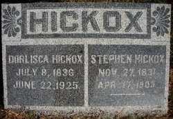 HICKOX, DORLISCA - Mahaska County, Iowa | DORLISCA HICKOX