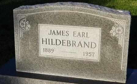 HILDEBRAND, JAMES E. - Mahaska County, Iowa | JAMES E. HILDEBRAND