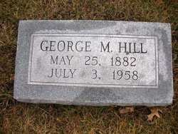 HILL, GEORGE M. - Mahaska County, Iowa | GEORGE M. HILL