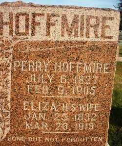 HOFFMIRE, ELIZA - Mahaska County, Iowa | ELIZA HOFFMIRE