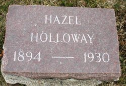HOLLOWAY, HAZEL - Mahaska County, Iowa | HAZEL HOLLOWAY