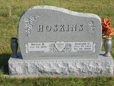 HOSKINS, JOSEPH C. - Mahaska County, Iowa | JOSEPH C. HOSKINS