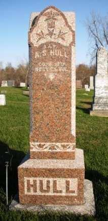 HULL, ABRAHAM S. - Mahaska County, Iowa | ABRAHAM S. HULL
