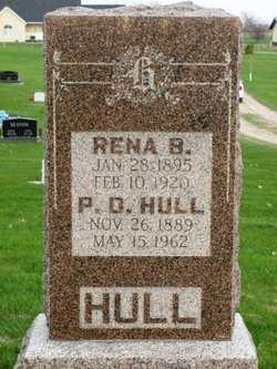 HULL, P. D. - Mahaska County, Iowa | P. D. HULL