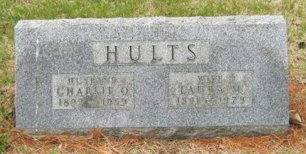 HULTS, LAURA - Mahaska County, Iowa | LAURA HULTS
