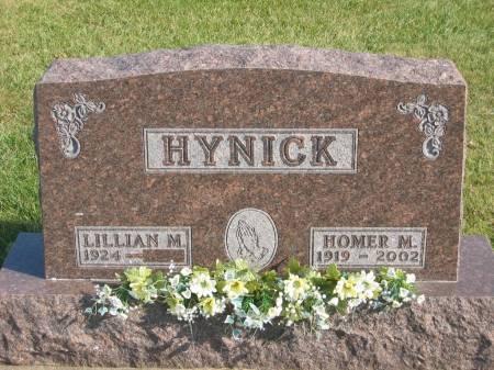 HYNICK, HOMER M. - Mahaska County, Iowa | HOMER M. HYNICK