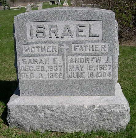 ISRAEL, ANDREW - Mahaska County, Iowa   ANDREW ISRAEL