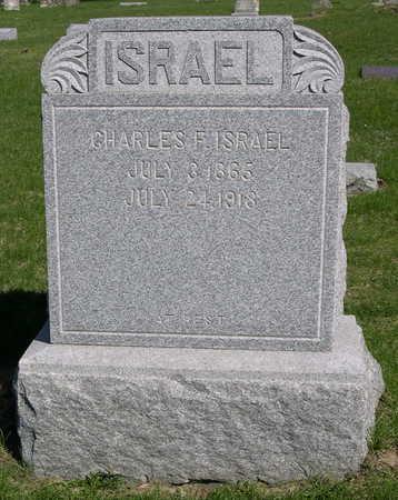 ISRAEL, CHARLES - Mahaska County, Iowa | CHARLES ISRAEL