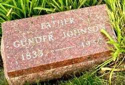 JOHNSON, GUNDER - Mahaska County, Iowa | GUNDER JOHNSON