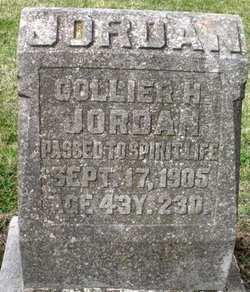 JORDAN, COLLIER H. - Mahaska County, Iowa | COLLIER H. JORDAN