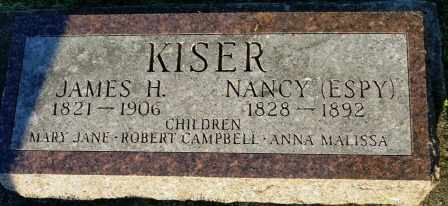 KISER, NANCY - Mahaska County, Iowa | NANCY KISER