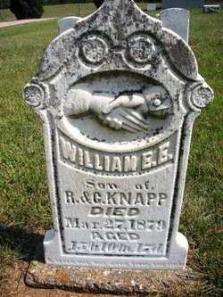 KNAPP, WILLIAM E.E. - Mahaska County, Iowa | WILLIAM E.E. KNAPP