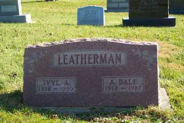 LEATHERMAN, DALE - Mahaska County, Iowa | DALE LEATHERMAN