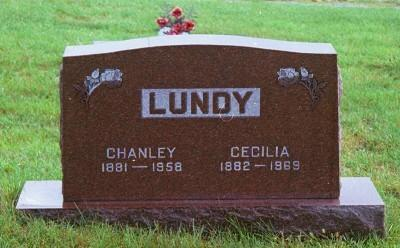 LUNDY, CECILIA - Mahaska County, Iowa | CECILIA LUNDY