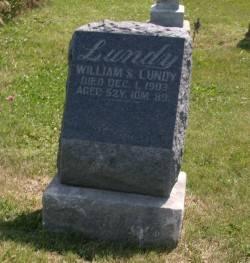 LUNDY, WILLIAM S - Mahaska County, Iowa | WILLIAM S LUNDY