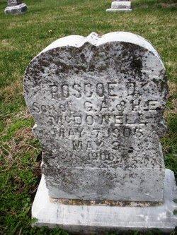 MCDOWELL, ROSCOE J. - Mahaska County, Iowa   ROSCOE J. MCDOWELL
