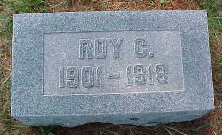 MCEWEN, ROY C. - Mahaska County, Iowa | ROY C. MCEWEN