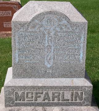 MCFARLIN, PERRY - Mahaska County, Iowa | PERRY MCFARLIN