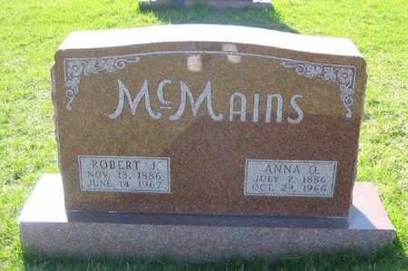 MCMAINS, ROBERT J - Mahaska County, Iowa | ROBERT J MCMAINS