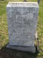 MILLEDGE, MARY - Mahaska County, Iowa | MARY MILLEDGE