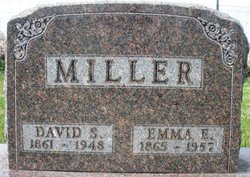 MILLER, DAVID S. - Mahaska County, Iowa | DAVID S. MILLER