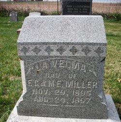 MILLER, LA VELMA - Mahaska County, Iowa | LA VELMA MILLER