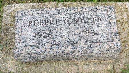 MILLER, ROBERT G. - Mahaska County, Iowa | ROBERT G. MILLER