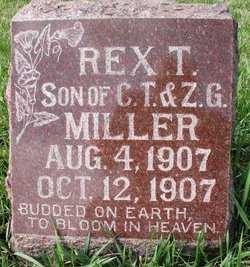 MILLER, REX - Mahaska County, Iowa | REX MILLER