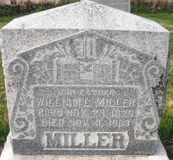 MILLER, WILLIAM L. - Mahaska County, Iowa | WILLIAM L. MILLER