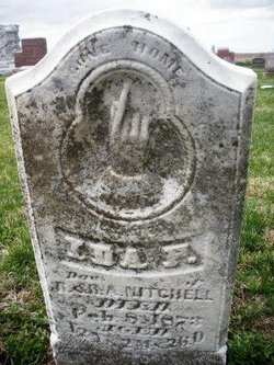 MITCHELL, IDA F. - Mahaska County, Iowa | IDA F. MITCHELL