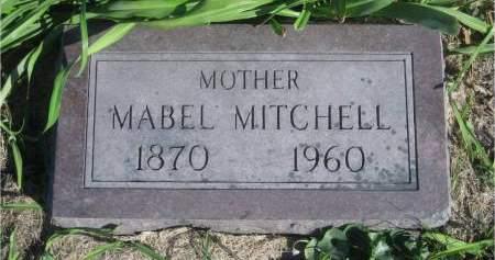 MITCHELL, MABEL - Mahaska County, Iowa | MABEL MITCHELL