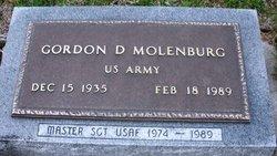 MOLENBURG, GORDON D. - Mahaska County, Iowa | GORDON D. MOLENBURG