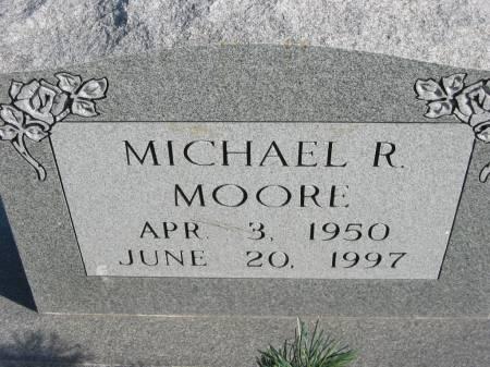 MOORE, MICHAEL R. - Mahaska County, Iowa | MICHAEL R. MOORE