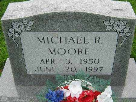 MOORE, MICHAEL R - Mahaska County, Iowa | MICHAEL R MOORE