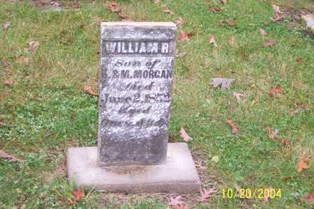 MORGAN, WILLIAM R. - Mahaska County, Iowa | WILLIAM R. MORGAN